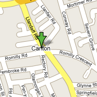 Canton Map