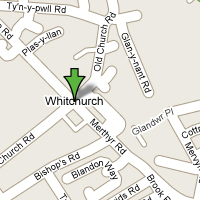 Whitchurch Map